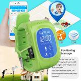 Intelligente GPS-Verfolger-Uhr für Kinder/Person (H3)