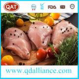 Halal pechuga de pollo sin piel sin hueso de carne
