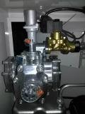 채우는 펌프 휘발유 역 두 배는 4 전시를 Nozzles