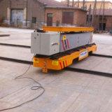 ワイヤーを滑らせることは一貫作業で使用された電気転送のカートを作動させた