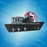 Amplificador funcional modificado para requisitos particulares de la entrada de información del amplificador del panel