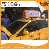Côtés programmables électroniques de double d'Afficheur LED du taxi P5