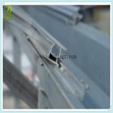 Estufa poli solar galvanizada da estufa do frame de aço