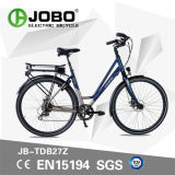 Bicicleta de dobramento elétrica da cidade nova do artigo 2016 com motor de Bafang (JB-TDB27Z)