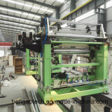 Технология печатание катушки внутри наша линия покрытия цвета