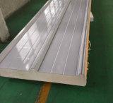 150 painel/telha do telhado do sanduíche da certificação PIR do GV do milímetro