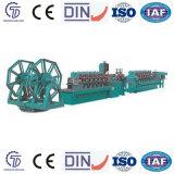 Tubo del acero de carbón ERW que hace la máquina
