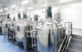 Réservoir d'avoirs de mélange de refroidissement de chauffage de réservoir de réaction de réservoir d'Agitaor de réservoir