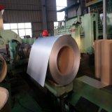 o aço material de aço de Aluzinc do Galvalume de 0.14mm bobina o material de folha da telhadura