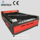 De hete Laser die van de Verkoop Scherpe Machine 1325 met de Buis van de Laser graveren 80With100With130W