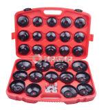 30 de uitrusting-AutomobielHulpmiddelen van de Moersleutel van de Filter van de Olie van PCs (MG50038)