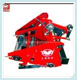 máquina segador de patata 4u-650A para motocultor