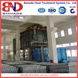 Lega di alluminio che estigue fornace con la fornace industriale