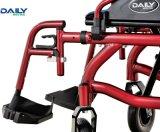 電力の車椅子Dp602を折る経済的なアルミニウム