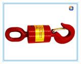 El gancho de leva del gancho agarrador del ojo hecho del acero de aleación del carbón forjó la parte