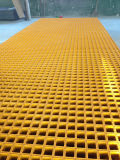 FRP/GRP/Fiberglass/Grating para o GV do ISO de Stair Tread Approval