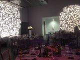 4500lm結婚式の壁ライトLEDロゴのGoboプロジェクター