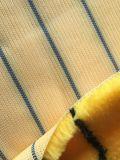 Tela negra amarilla de Senhe 720GSM 12m m