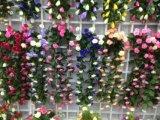 Flores artificiales de flores colgantes Bush Gu-JYS-200083