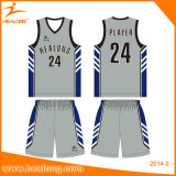 Healong Custom Printing Basketball Jersey Basketball Uniform