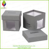 Чувствительная коробка печатание бумажная с окном