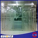 Stanza pulita dell'ospedale di iso, locale senza polvere del centro medico con migliore qualità