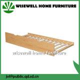 Base de Trundle Underbed da madeira de pinho para a única base