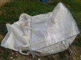 白いカラーウクライナPPバルク袋PP大きい袋