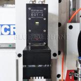 自動工具交換装置CNCの木MDF PVCアクリルのための振動のナイフの革ボール紙のカートンの切断のカッターのルーター機械