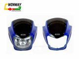 Ww-7615 Cabeça da cabeça da motocicleta para Hj125k-2A