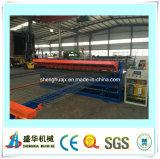 Soldadora automática del acoplamiento de alambre del panel (fábrica de anping)