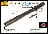 Pistola di alluminio di Taser dell'autodifesa della strumentazione della polizia con la torcia elettrica
