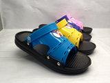 Sandali di sport dell'iniezione di EVA con stampa per i bambini (21IV1625)
