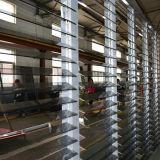 Obturateur en verre en aluminium Windows de la commande automatique Kz035