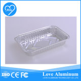 처분할 수 있는 알루미늄 호일 식품 포장