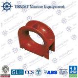 中国の製造業者の供給の海洋の鋳造物鋼鉄パナマくさびかフェアリーダー
