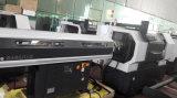 Torno barato do CNC para processar o torno de alumínio Jd40 da polia/metal