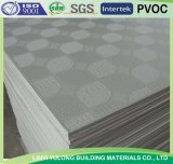 PVC Laminated Gypsum Ceiling Tile/Board 2014 новый Design с Aluminium Foil Back