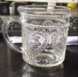 Tasse en verre potable chaude en gros de cuvette de bière de classe avec la verrerie Kb-J00179 de qualité