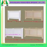Modèles en bois de couverture de radiateur