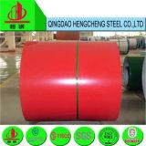 a cor vermelha de 0.45mm Prepainted a bobina de aço galvanizada PPGI