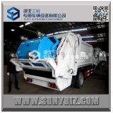 3立方4cubic 5cubic Isuzu 600p 4X2 Compactor Garbage Truck