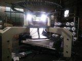 高速の開いた幅の倍のジャージーの編む機械