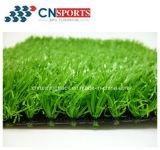 PE & PP 물자 정원 훈장 합성 잔디, 인공적인 잔디밭