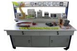 Banco de trabajo educativo del entrenamiento del equipo del motor del amaestrador del motor de escalonamiento