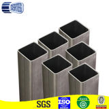 Welded de alta resistencia Square y Rectangular Mild Steel Tube (SSP008)