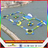 Самый лучший парк воды Popluar гигантский раздувной с более низкой ценой по прейскуранту завода-изготовителя