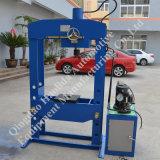 Macchina elettrica mobile della pressa idraulica del cilindro