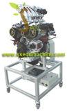 教育装置のABSブレーキシステムの自動車訓練用器材
