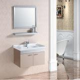 棚が付いている安い壁に取り付けられた鋼鉄浴室用キャビネット